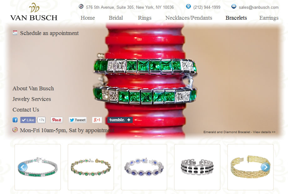 Van Busch Fine Jewelry Designs